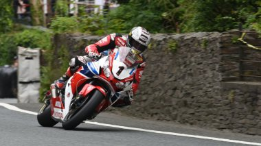John McGuinness now has 23 IOMTT wins.