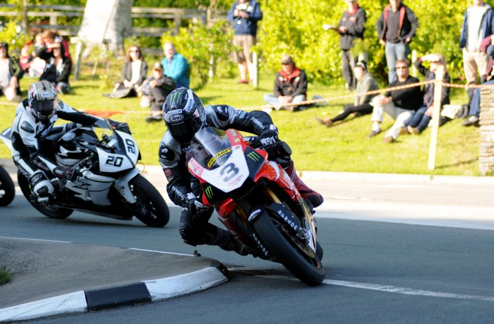 Fatal crash occurs during Isle of Man TT practice