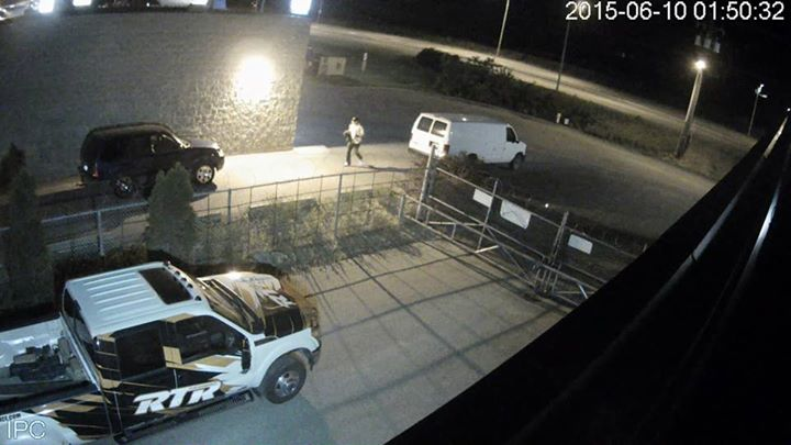 Help find hit and run SUV and stolen KTMs