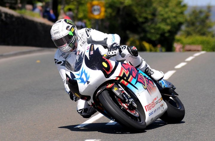John McGuiness Wins 22nd Isle of Man TT Race