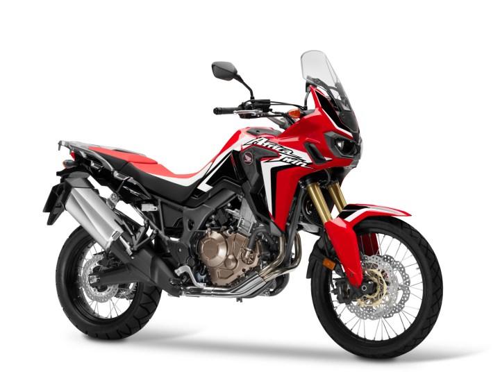 2016 Honda CRF100L Africa Twin 26