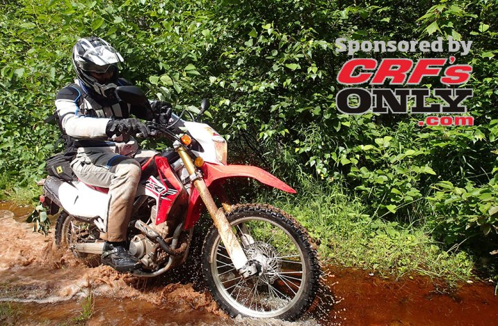 Long termer: Honda CRF250L – dirty