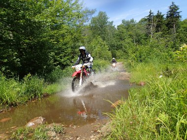 The CRF was ideal for such shenanigans