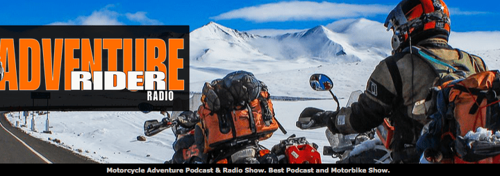 Adventure Rider Radio CMG interview