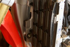 CMG Honda CRF250L project bike accessories Zac Kurylyk Photo 3