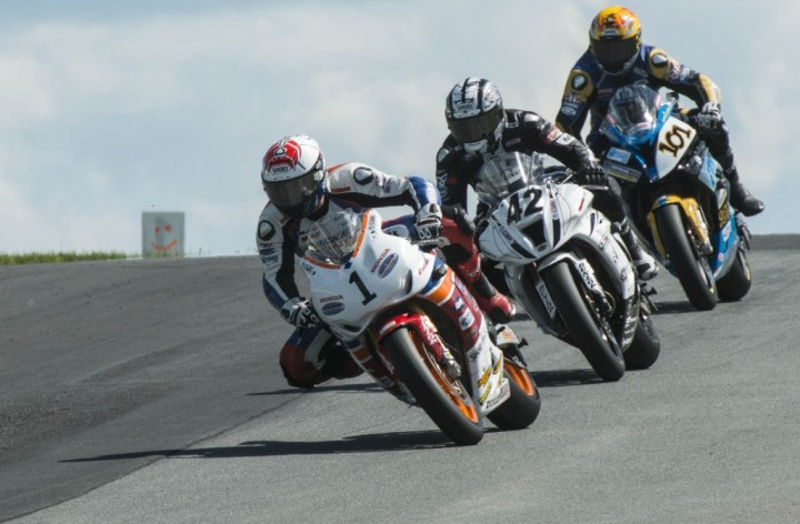 CSBK championships will be decided at CTMP this weekend