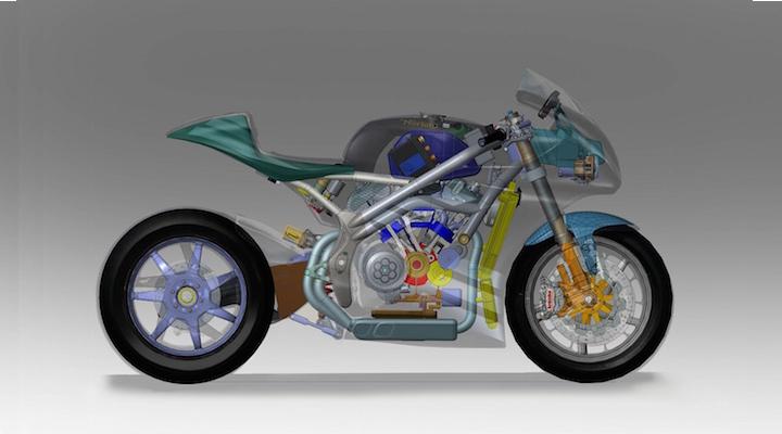 Norton plans 1200 cc superbike, 650 cc sportbike