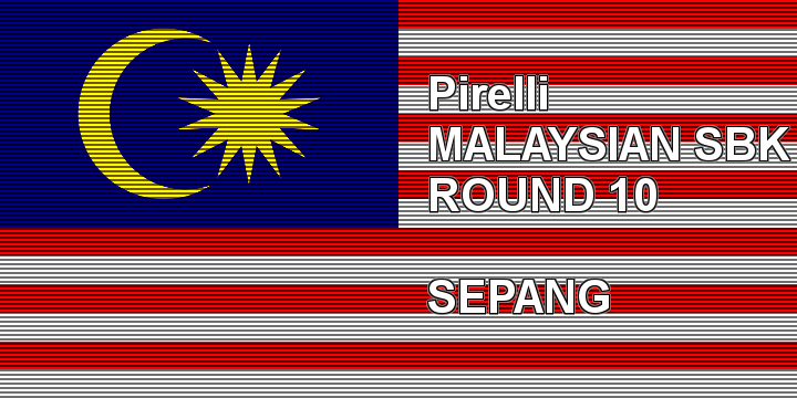 SBK – Round 10 Sepang Race Results