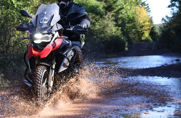 Long Termer: BMW R1200GS III, dirt prep
