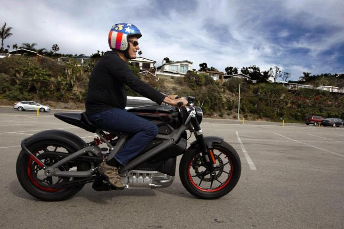 Harley-Davidson Livewire - when the establishment takes on the electric motorcycle, Captain America shows up. Photo : Autoevolution