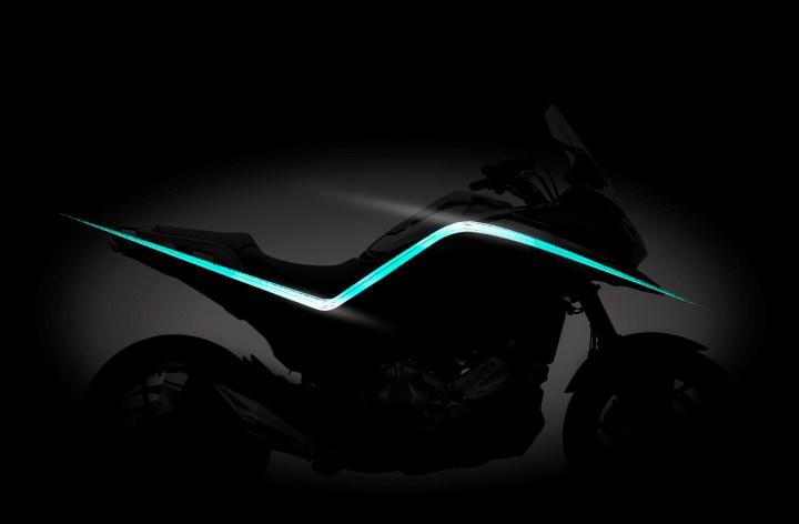 Honda teases updated CB500X, NC750X