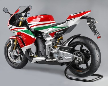The Bimota BB3 is now available as a kit -- you provide your own engine.