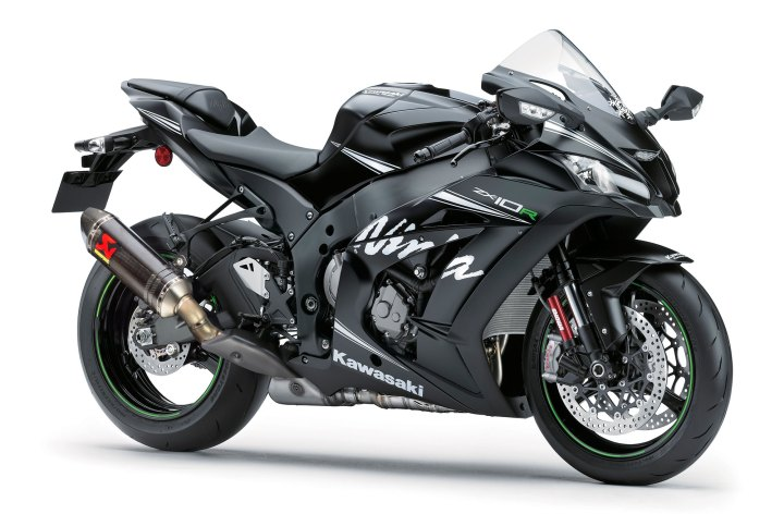 "EICMA: Kawasaki ZX-10 ""Winter Testing"" package for Canada?"