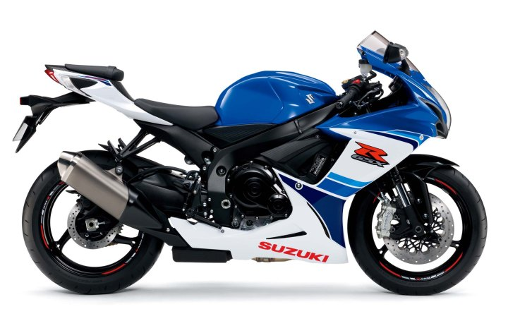 Documents show GSX-R600, GSX-R750 likely unchanged for 2018