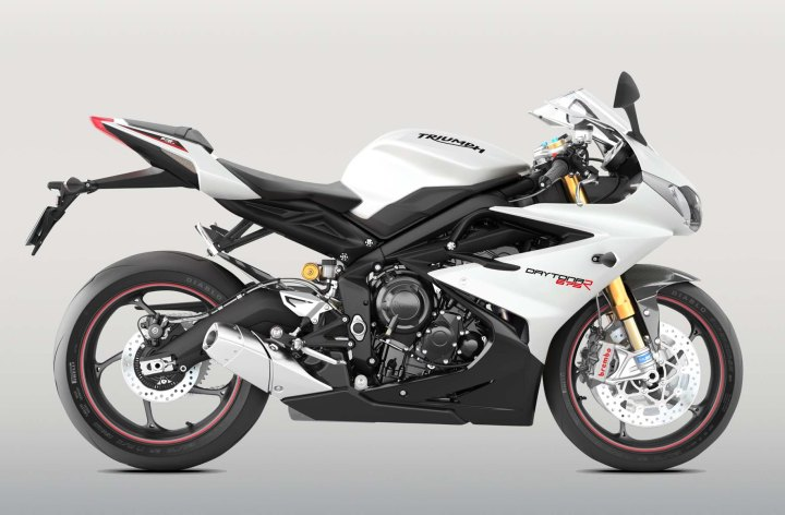 The Triumph Daytona 765 TFC is coming, says the rumour mill