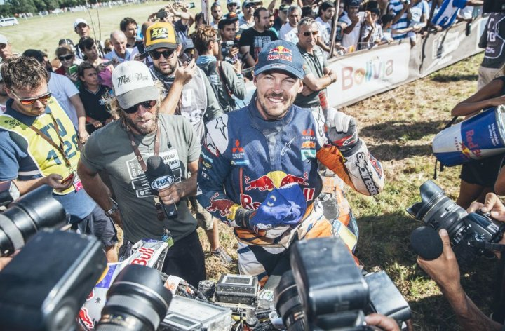 Dakar 2016, Stage 12 & 13