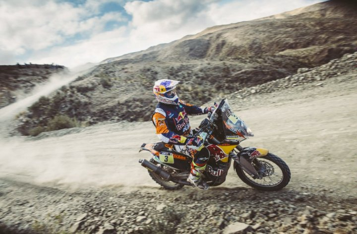 Dakar 2018: The ride ahead