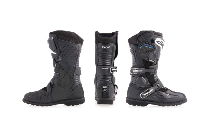 Review: Alpinestars Toucan Gore-Tex boots
