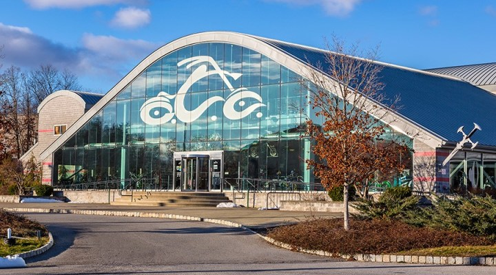 Orange County Choppers cathedral up for grabs