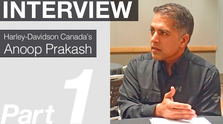Interview with Anoop Prakash