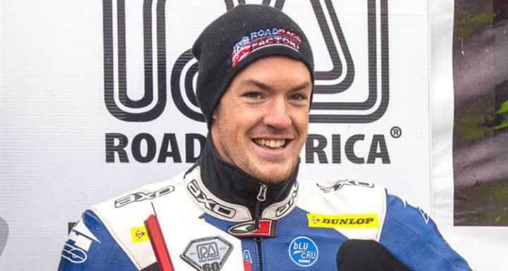 Ben Young announces CSBK plans