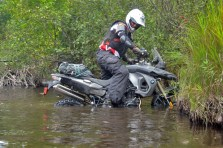 Yet another stuck-in-the-muck snap, this one from Calabogie in 2009.