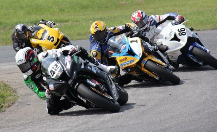 Canadian Superbike Race 1, Shannonville Motorsport Park