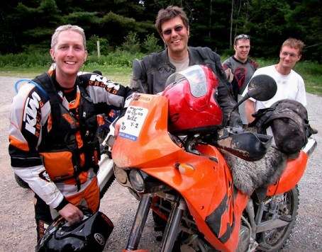Little did that poor KTM know what 'Arris had in store for it.