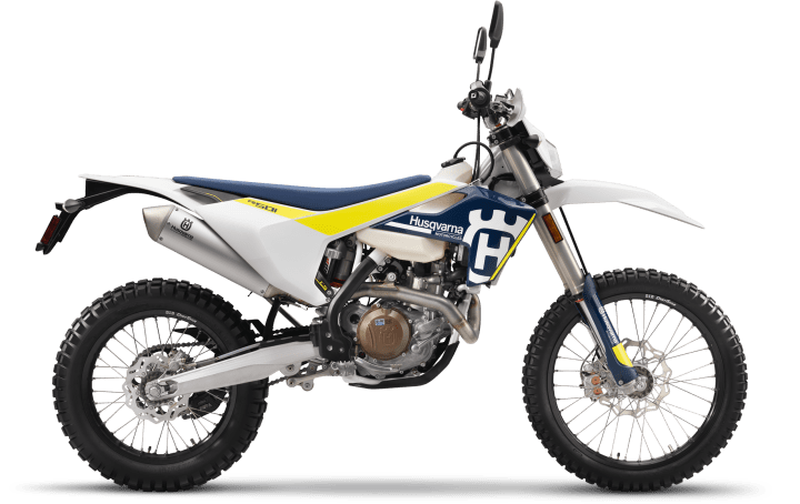 Husqvarna unveils all-new dual sports
