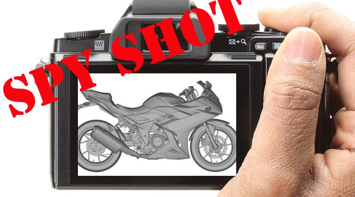 Spied! Suzuki GSX-R 250
