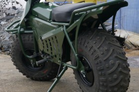russian 2wd bike is apparently now on the market and it s not a