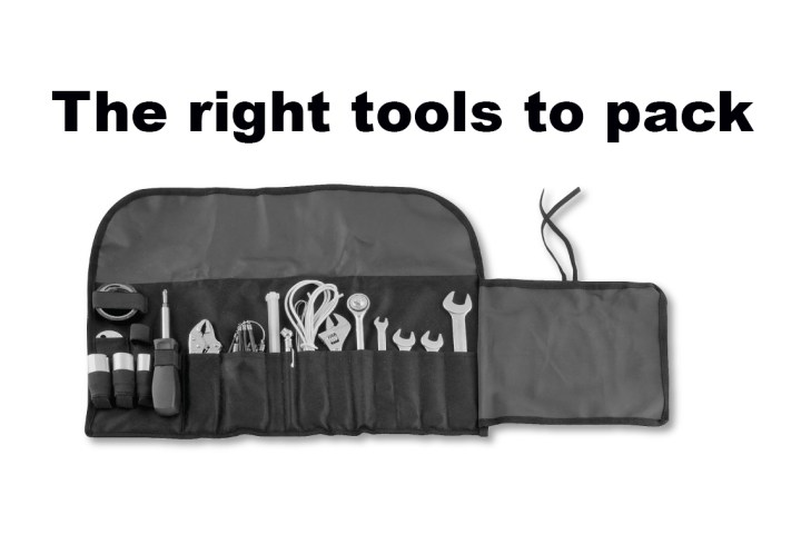 Motorcycle tool kit: The basics and beyond