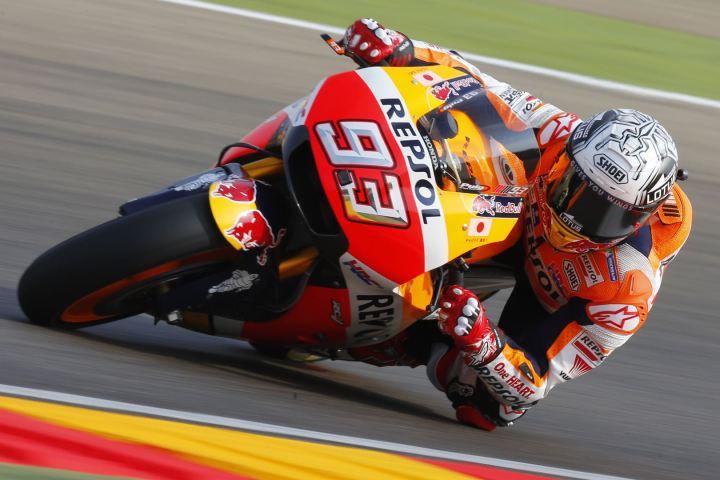 Race results: Spanish Moto GP