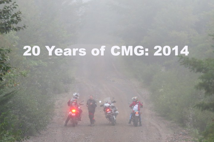 20 Years of CMG: The first Fundy