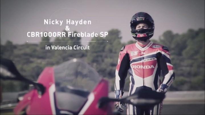 Intermot: New Honda CBR1000RR SP introduced