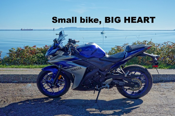 Review: Yamaha YZF-R3