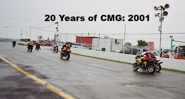 20 Years of CMG: The Race Diaries