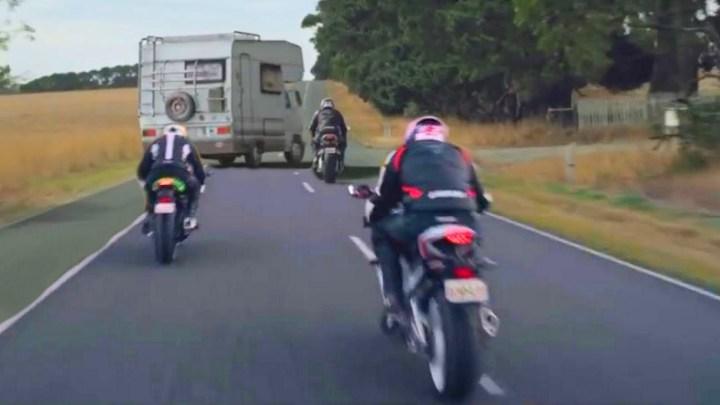 Aussie safety video makes its point