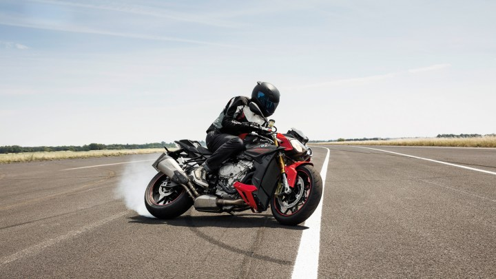 Intermot: BMW's updated S1000 R and RR