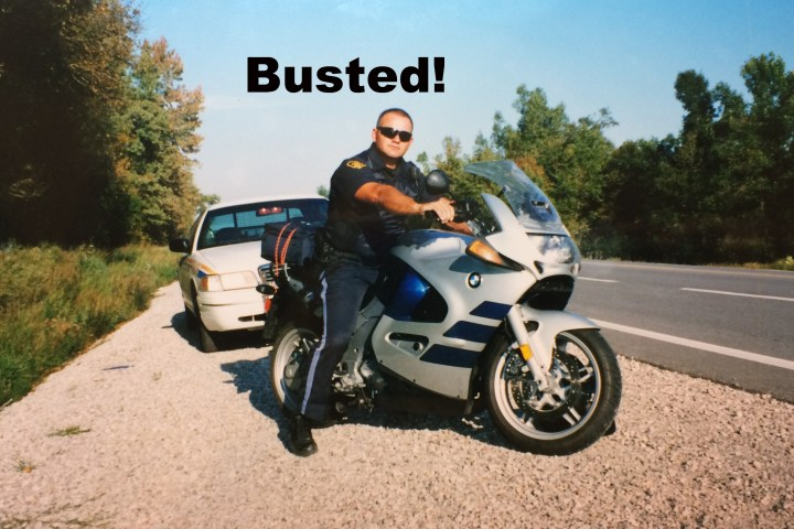 Background Story: Perth and the speeding ticket