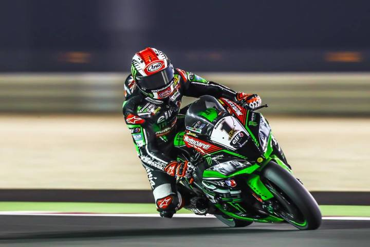 Race report: Losail World Superbike
