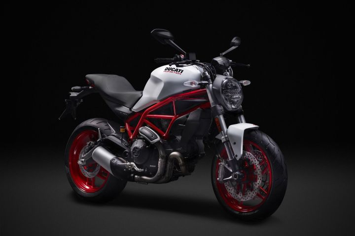 EICMA: What's old is new with the Ducati Monster 797