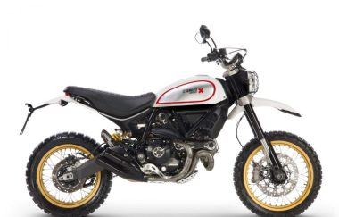 The European manufacturers appear to have mastered the art of building nostalgic models, as this Ducati Desert Sled -- looking a lot like a classic XT500 -- proves.