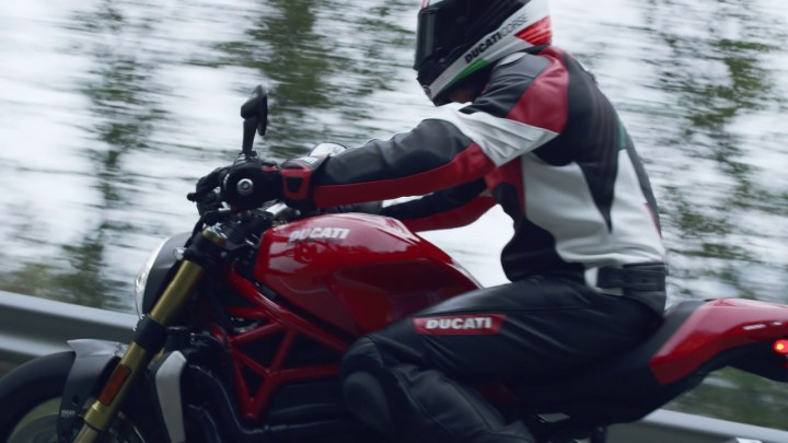 EICMA: Ducati Monster 1200 sees tweaks