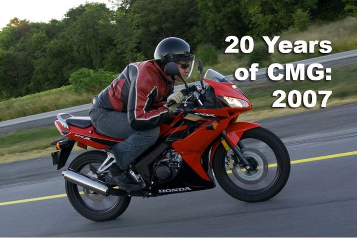 20 Years of CMG: The six horsemen