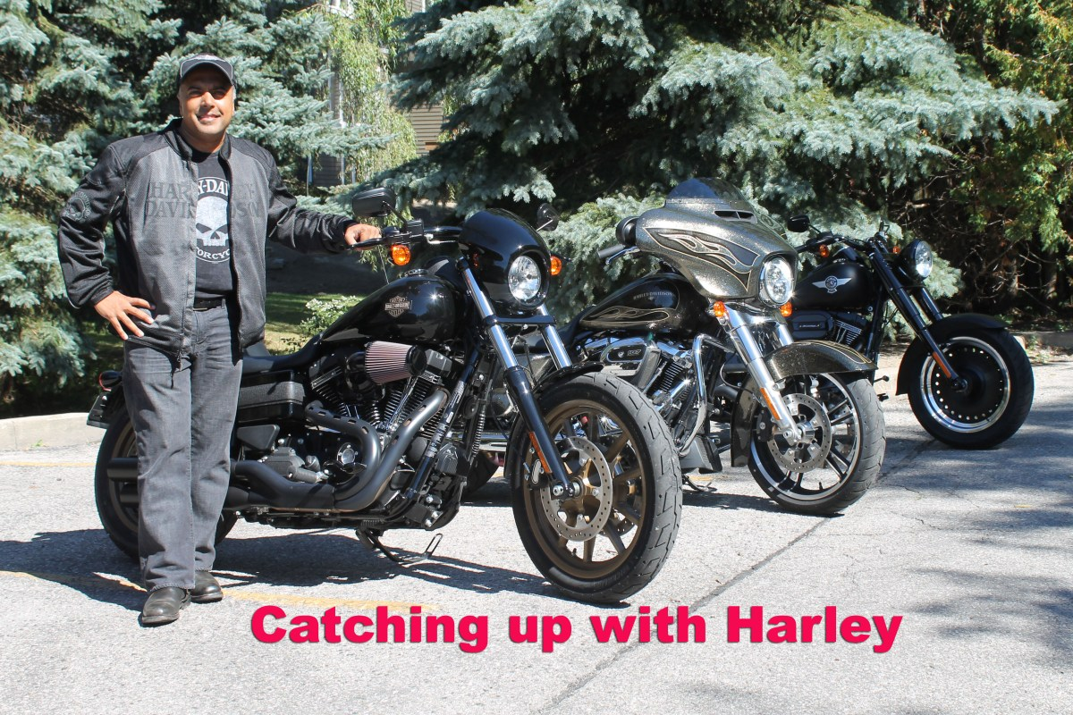 Harley-Davidson's next five years in Canada
