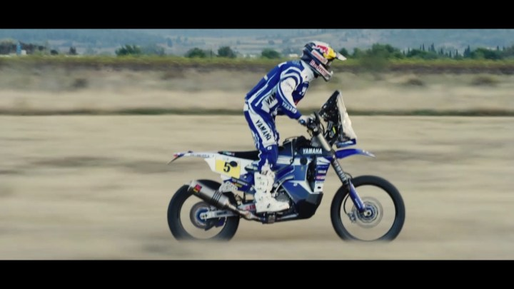 EICMA: Yamaha shows T7 Rally