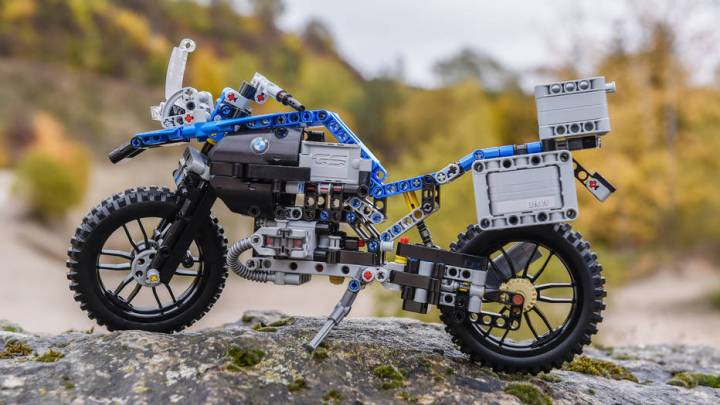 On a budget? Here's a GS you can afford, thanks to Lego