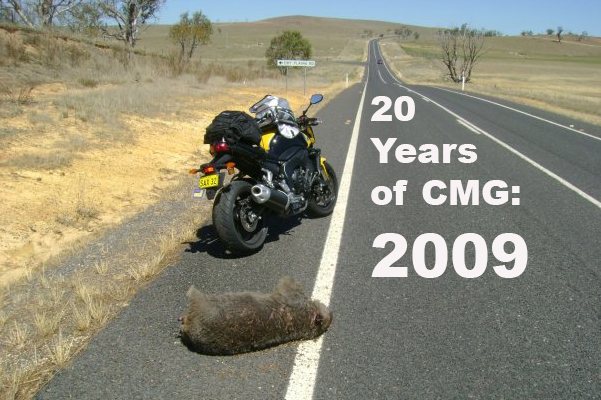20 Years of CMG: Bondo in Oz