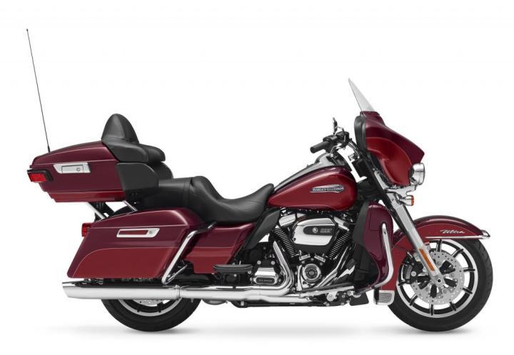 Harley-Davidson recall